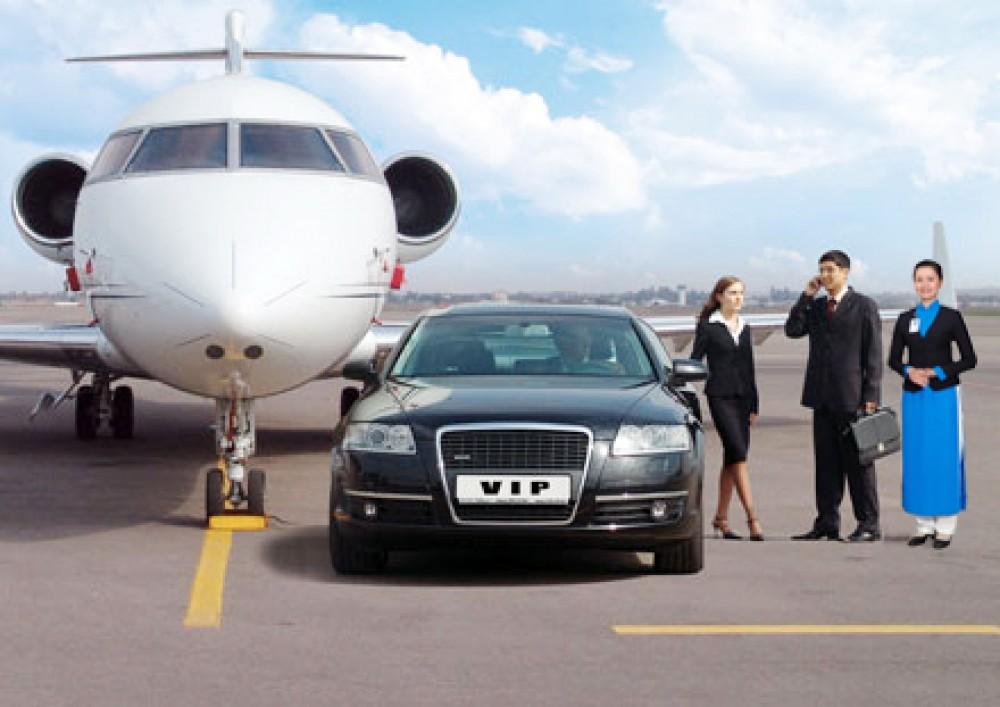 dịch vụ đưa đón sân bay